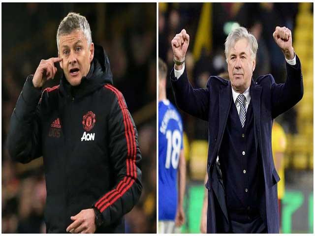 """Everton dẫn đầu Ngoại hạng Anh, MU tụt dốc: """"Quỷ Đỏ"""" có tiếc HLV Ancelotti?"""