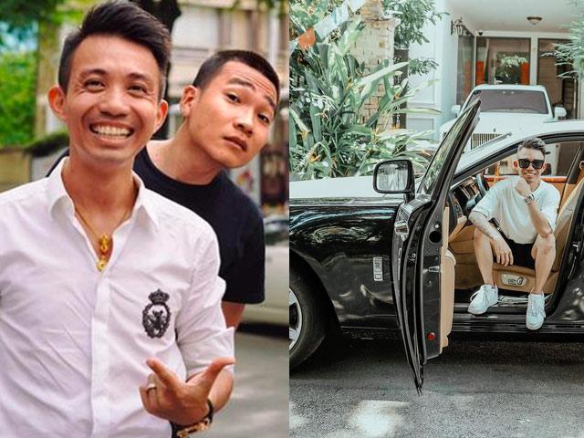"""""""Em trai thất lạc"""" của MC Lại Văn Sâm lộ mối quan hệ khó ngờ với đại gia Minh Nhựa"""