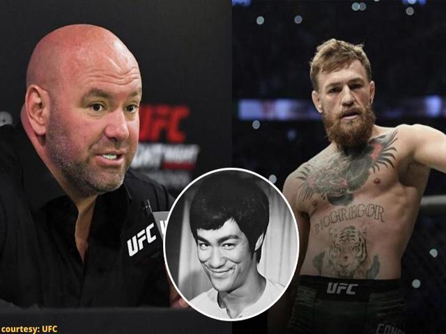 """""""Ông trùm UFC gây bão khi chém gió"""" về McGregor và Lý Tiểu Long"""