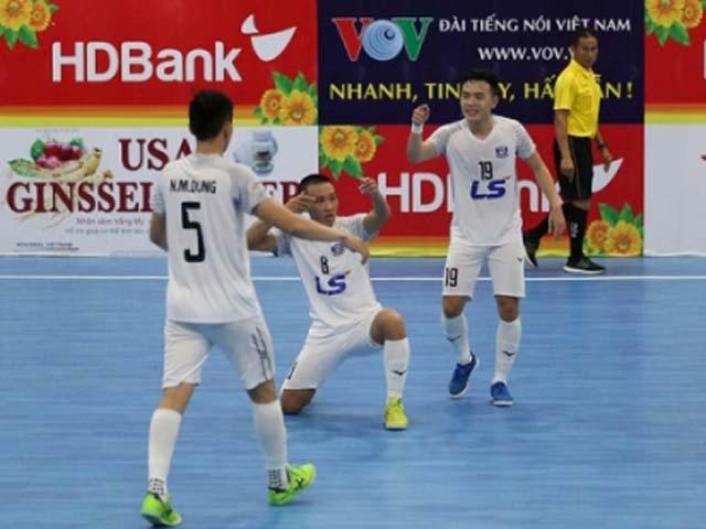 Tưng bừng giải futsal VĐQG 2020: Thái Sơn Nam giương oai, 6 bàn mãn nhãn