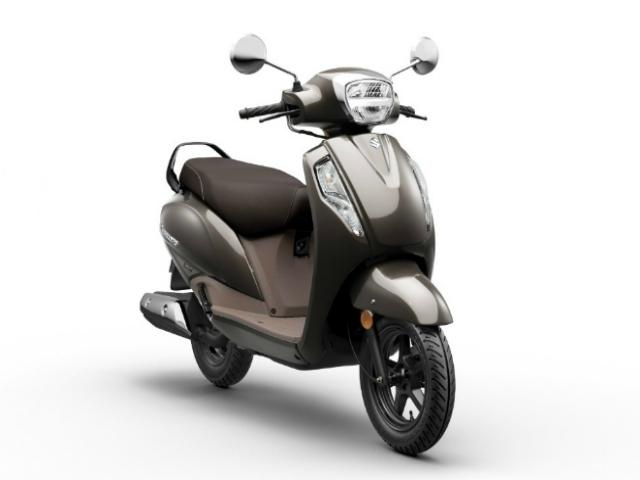 Xe ga Suzuki Access 125 mới ra mắt, giá rẻ 24,6 triệu đồng