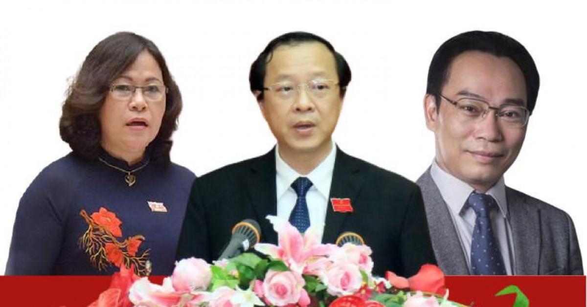 Chân dung 3 thứ trưởng Bộ Giáo dục và Đào tạo được bổ nhiệm năm 2020
