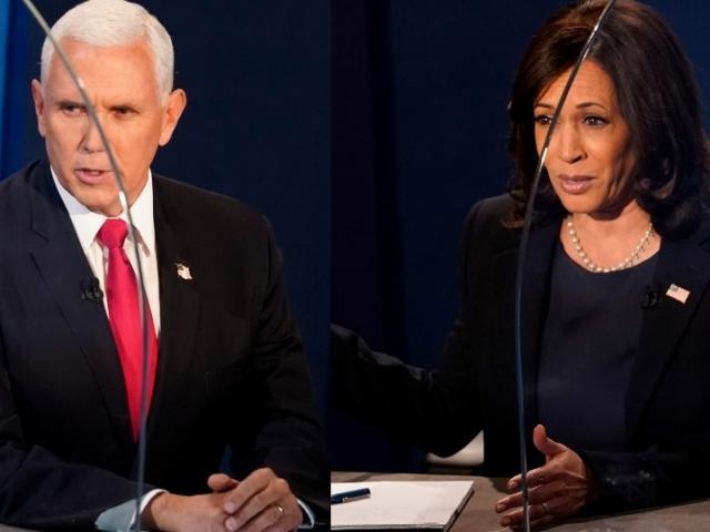 """Tranh luận bầu cử Mỹ: Ông Pence tung đòn """"chí mạng"""" với đối thủ về đại dịch Covid-19"""