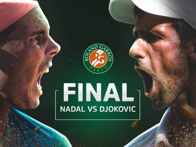 Djokovic hẹn Nadal chung kết Roland Garros, nhắm siêu kỳ tích không tưởng