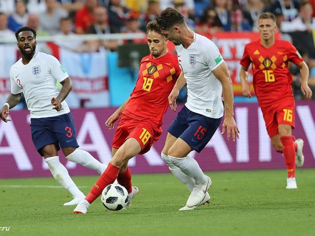 Nhận định bóng đá Anh - Bỉ: Quyết soán ngôi đầu, xoa dịu nỗi đau World Cup