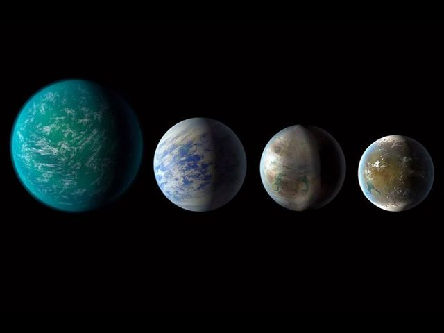 """Bất ngờ phát hiện 24 hành tinh """"siêu phù hợp với sự sống"""""""