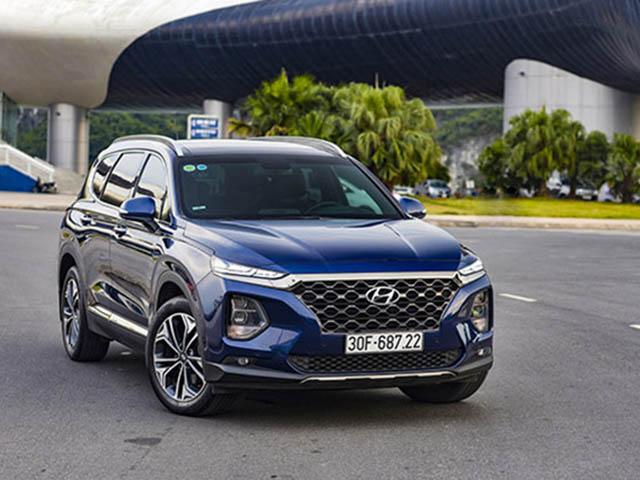 Doanh số các dòng SUV của Hyundai tăng trưởng mạnh tháng 9