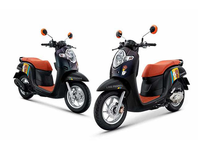 """Honda Scoopy-i 2020 chưa """"nguội"""", phiên bản 2021 lại làm nóng thị trường"""