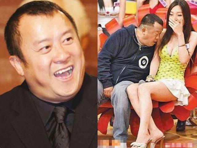 """""""Ông trùm giải trí Hong Kong"""" bị chỉ trích vì tiệc tùng cùng chân dài khi vợ vừa mất 2 tháng"""