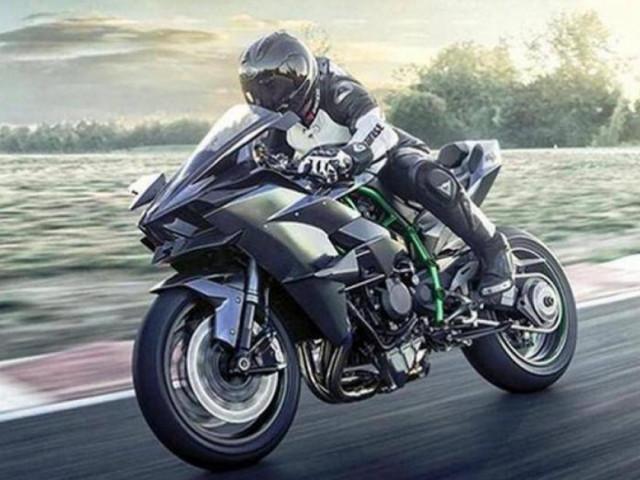 Top 10 mô tô Kawasaki sở hữu tốc độ nhanh nhất trong lịch sử