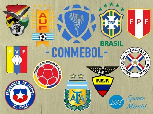 Lịch vòng loại World Cup 2022 khu vực Nam Mỹ