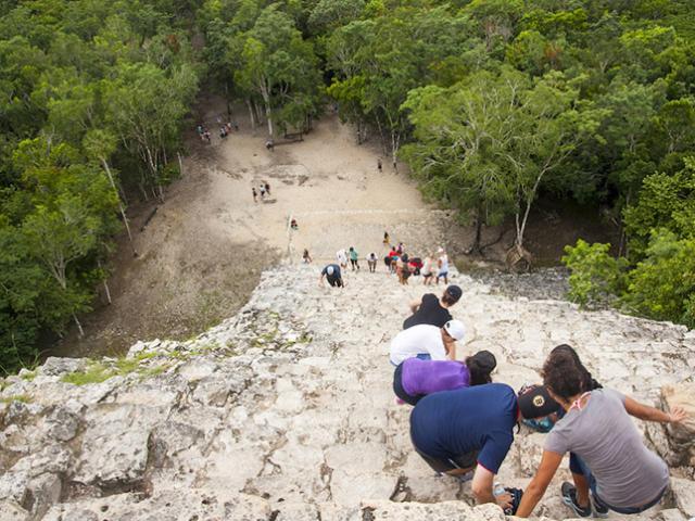 12 di tích của người Maya cổ đại hấp dẫn du khách nhất