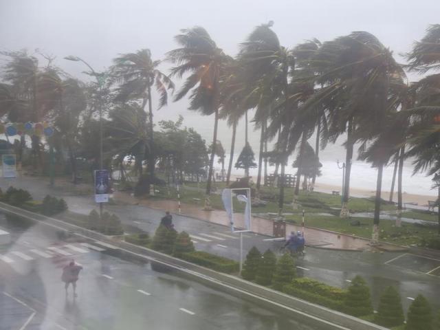 Bão số 7 suy yếu, Bắc Bộ và Bắc Trung Bộ nhiều nơi đang mưa to