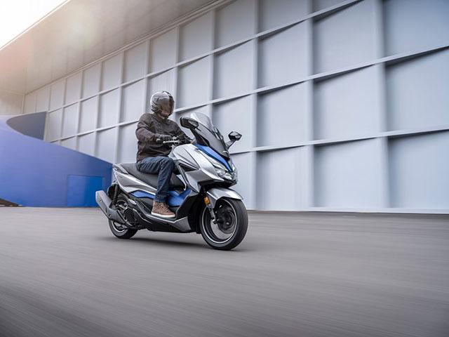 Honda trình làng xe ga Forza 125 2021: Chất hơn SH