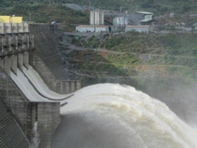 Động đất gần thủy điện Sông Tranh 2 khi thủy điện đang đầy nước