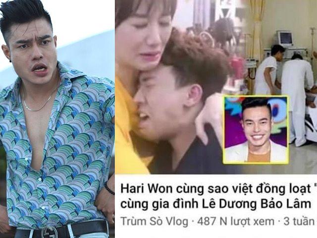 """""""Thánh livestream"""" ngã ngửa khi biết tin Hari Won cùng loạt sao Việt khóc nghẹn trong đám tang của... mình"""