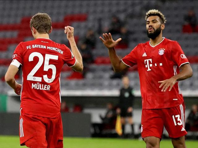 """Video highlight trận Duren - Bayern Munich: Kép phụ tỏa sáng, """"nhà vua"""" quá mạnh"""