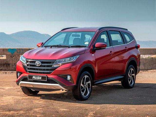 Giá xe Toyota Rush lăn bánh tháng 10/2020, giảm 35 triệu đồng