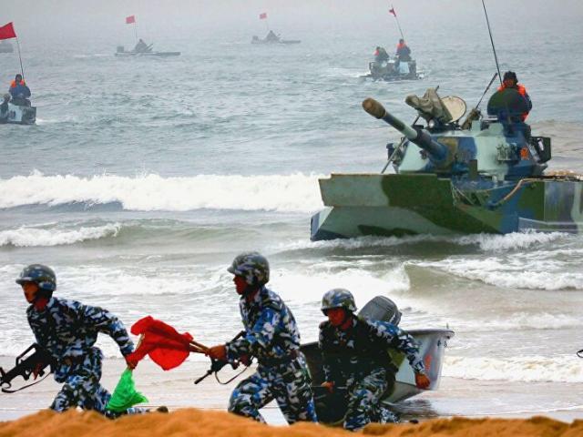 Cố vấn an ninh Mỹ nhận định thời điểm TQ có thể tấn công đổ bộ Đài Loan