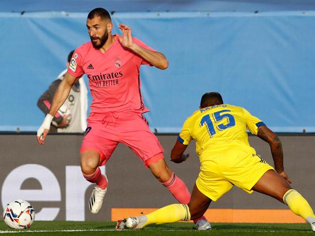 """Video highlight trận Real Madrid – Cadiz: Tí hon tạo """"đại địa chấn"""" trước """"Nhà vua"""""""