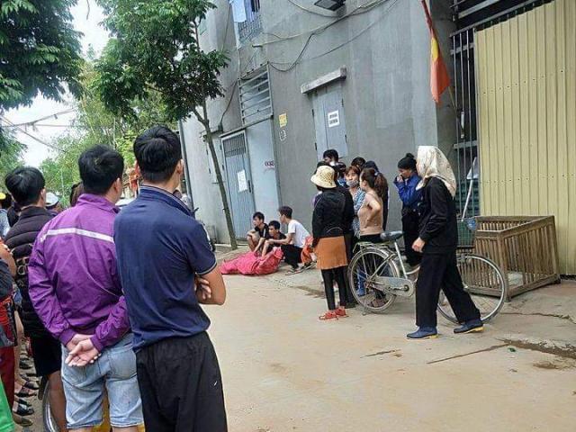 Nghi phạm đâm vợ và người tình ở Bắc Giang đã ôm mìn tự sát