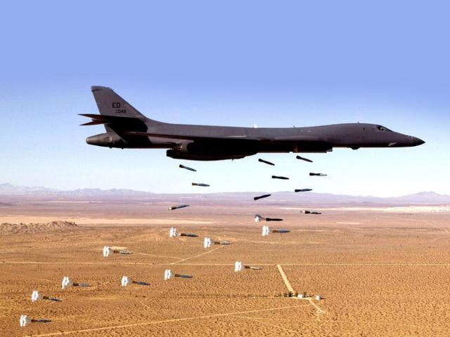 Sức mạnh của máy bay ném bom dị nhất thế giới