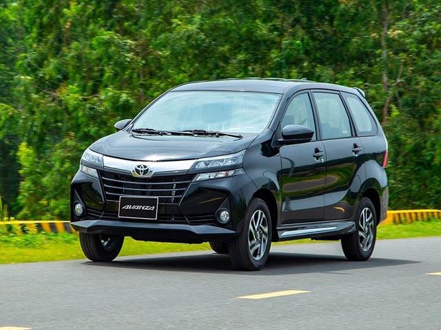 """Giá xe Toyota Avanza lăn bánh tháng 10/2020, xe """"Quốc dân"""", giá rẻ"""