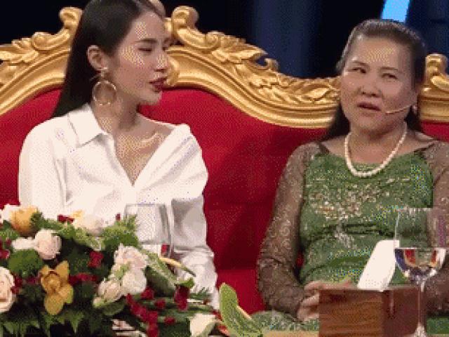 """Clip mẹ chồng cưng chiều Thủy Tiên gây """"sốt"""" mạng xã hội với view """"khủng"""""""