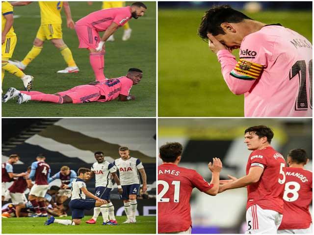 Bóng đá châu Âu sốc toàn tập: Ông lớn gặp ác mộng, nguyên nhân do đâu