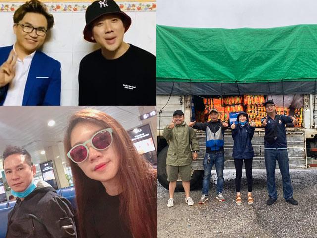 MC Đại Nghĩa nhận 3 tỷ tiền mặt từ thiện, Hòa Minzy nói ngay điều này với người dân Quảng Bình