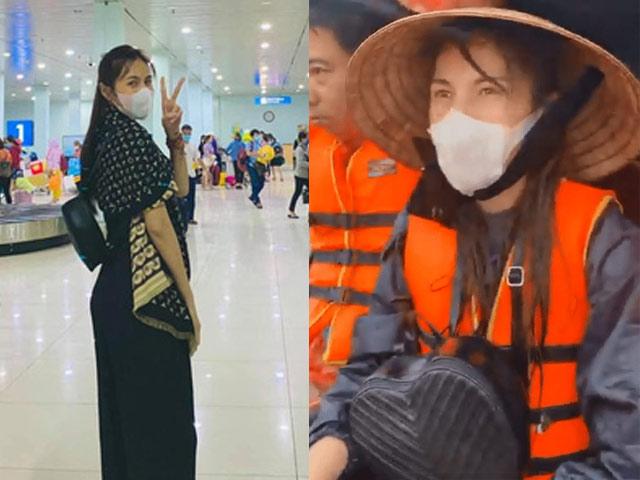 """Mỉa mai Thủy Tiên """"mặc đồ hiệu đi làm từ thiện"""", nữ MC bị dân mạng phản ứng dữ dội"""