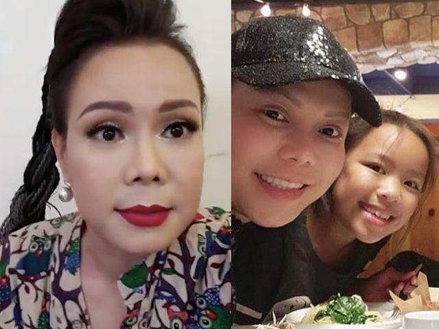 Việt Hươngtuyên bố đến tận nhà anti fan vì bình luận khiếm nhã, miệt thị con gái