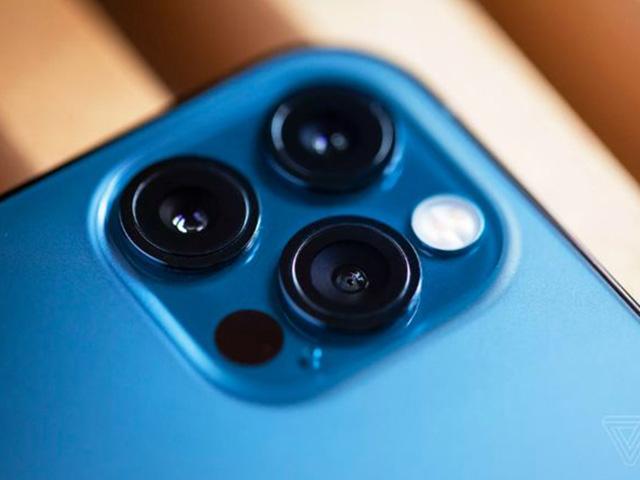 Cận cảnh iPhone 12 Pro đẹp ngất trước giờ lên kệ