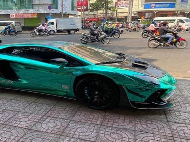 """Những đại gia Việt có sở thích... """"đốt tiền"""" để độ xe"""