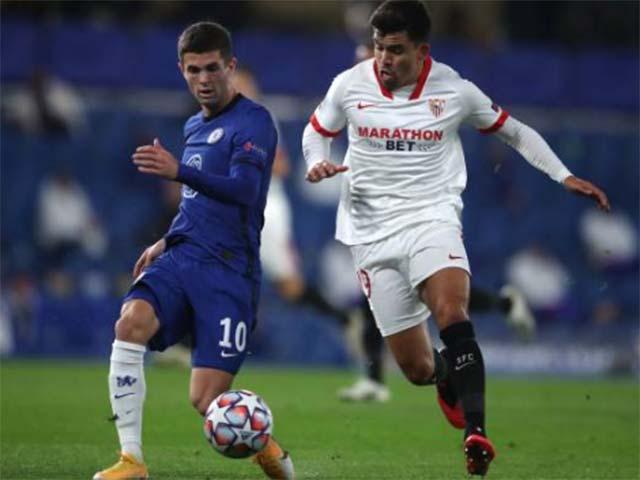 Trực tiếp bóng đá Chelsea - Sevilla: Thiago Silva giải nguy kịp thời (Hết giờ)