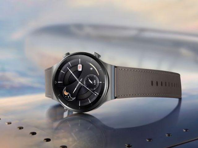 Huawei giới thiệu đồng hồ Watch GT 2 Pro với pin 2 tuần, sạc ngược không dây
