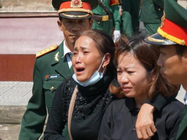 Tiếng hát ru con tiễn biệt của người mẹ liệt sĩ Đoàn 337 hy sinh tại Quảng Trị