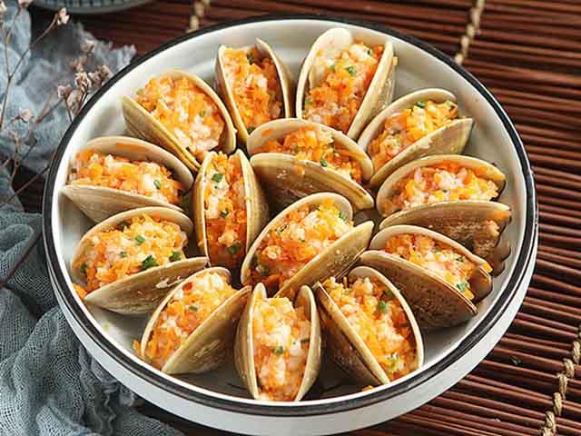Cách làm ngao nhồi tôm thịt, người ăn ngỡ như đang trong nhà hàng vì quá sang chảnh