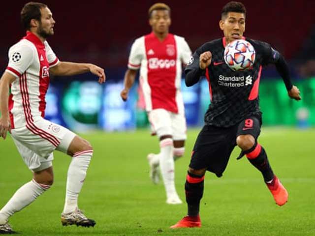 Kết quả bóng đá Cúp C1 Ajax - Liverpool: Ông lớn mướt mồ hôi, bước ngoặt bàn đá phản