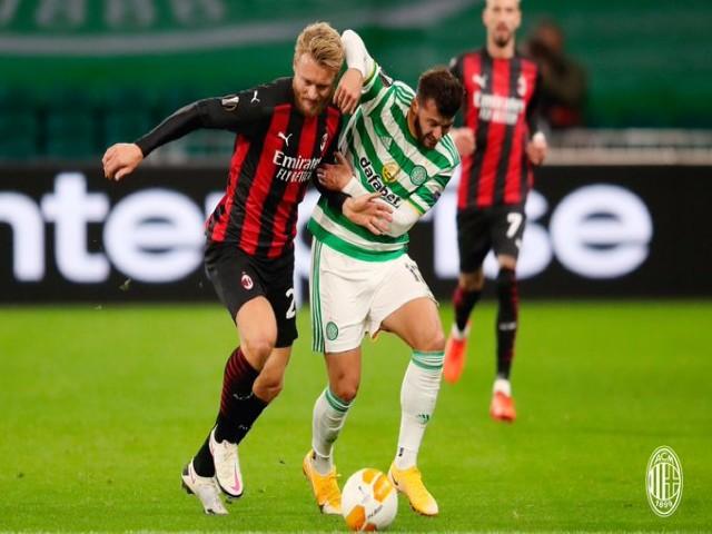 Kết quả bóng đá Europa League Celtic - AC Milan: Đại tiệc 4 bàn, tưng bừng bắn phá
