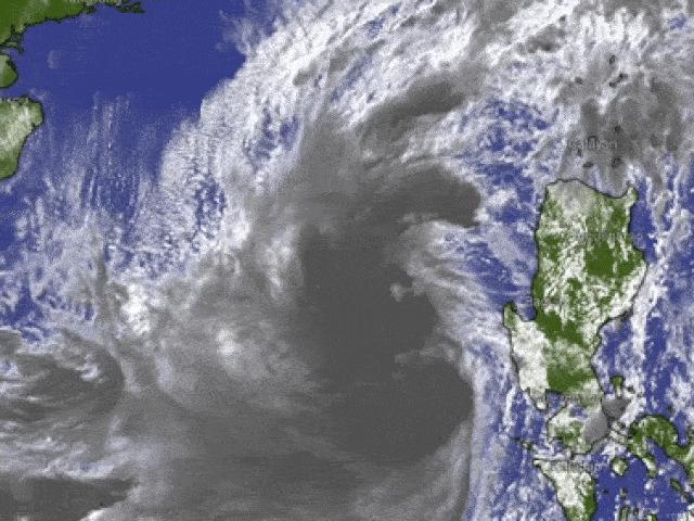 Video cập nhật bão số 8 chiều 23/10: 24 giờ tới giật cấp mấy?