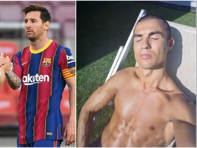 """Ronaldo ngầm chọc tức Messi thua """"Siêu kinh điển"""", chờ cơ hội đấu Barca cúp C1"""