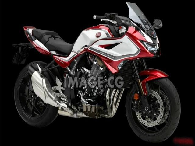 """Honda CB750 FOUR mới """"hồi sinh"""" lại huyền thoại một thời"""