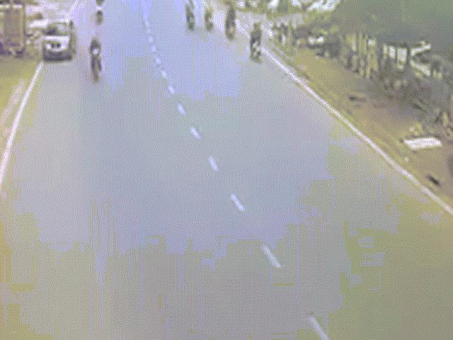 Clip: Nam thanh niên phóng xe vun vút tông chết người đàn ông đi xe máy