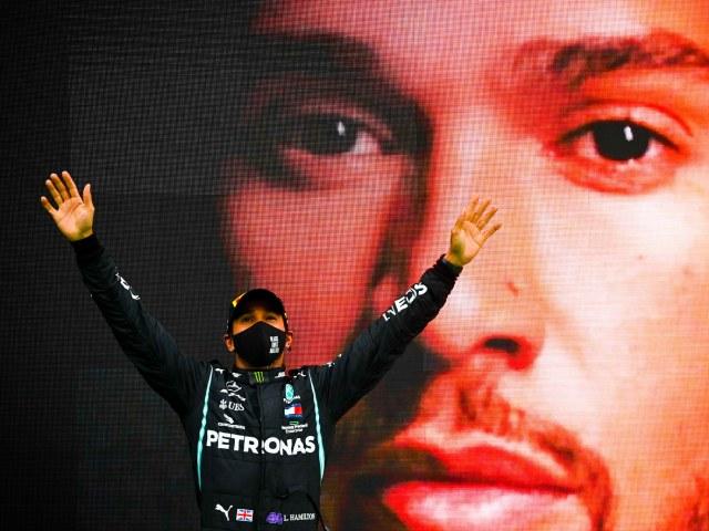 """Đua xe F1, Portuguese GP: Lịch sử sang trang cho """"viên ngọc đen"""" Hamilton"""