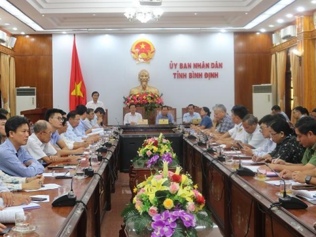 Bão số 9 giật cấp 16: Bình Định cho học sinh nghỉ học từ chiều mai