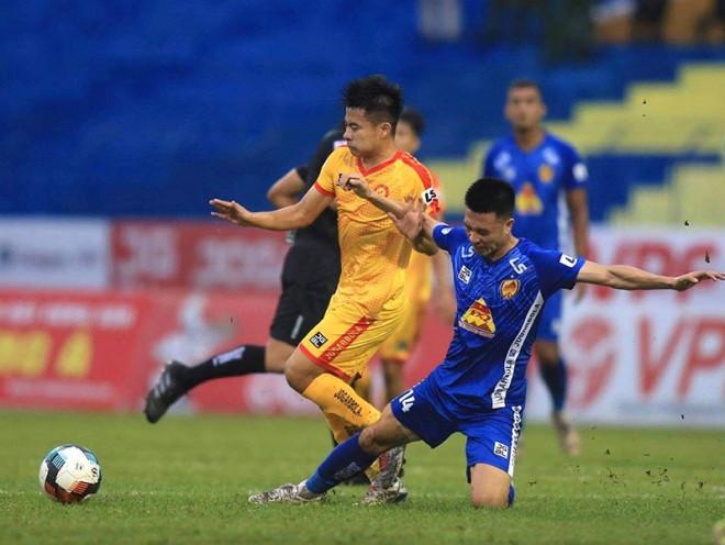 Kịch bản ở V-League và nỗi sợ trước lượt đấu cuối