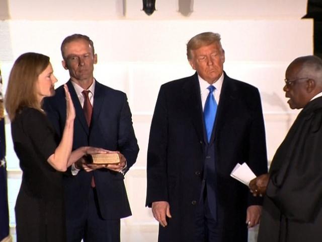 Chiến thắng của ông Trump ngay trước cuộc bầu cử tổng thống Mỹ