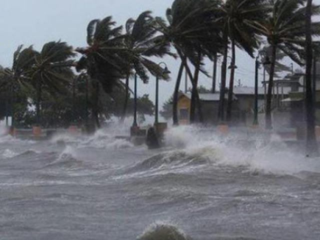 Hàng loạt tỉnh cấm biển, cho học sinh nghỉ học tránh bão số 9