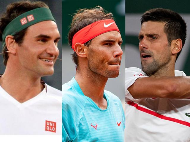 """""""Người nhà"""" xếp Nadal sau Federer, Djokovic """"chán ngán"""" trò so sánh"""